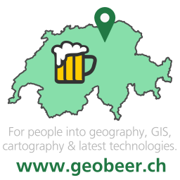 GIS blogs from the cartography country
