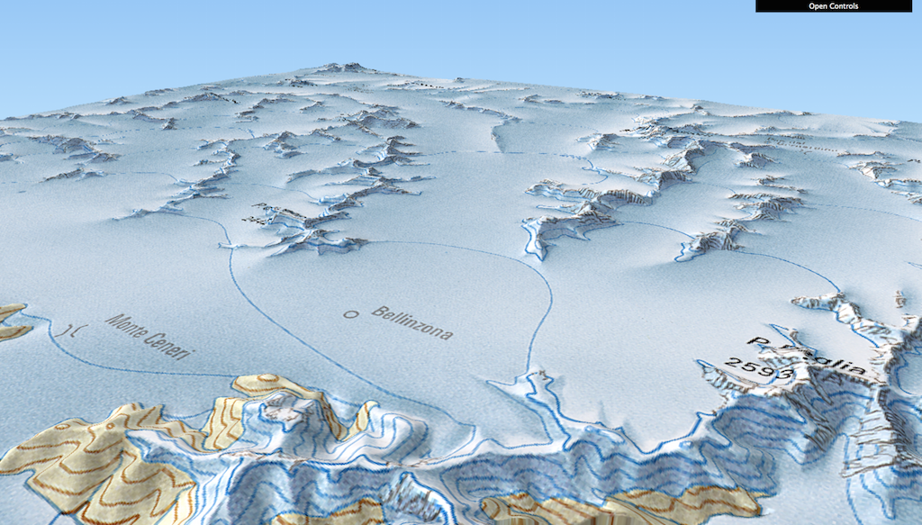 Visualising the last glacial maximum correctly