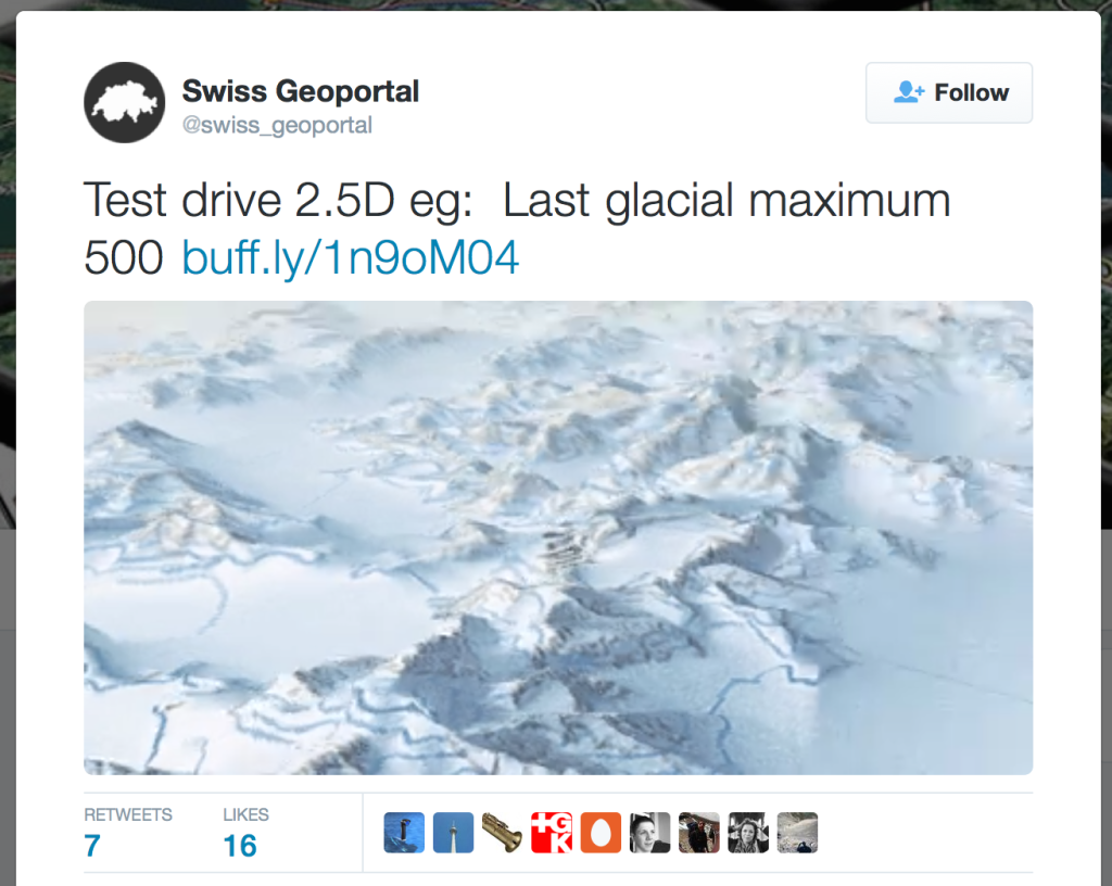 Tweet by @swiss_geoportal (https://twitter.com/swiss_geoportal/status/690213833479184384)