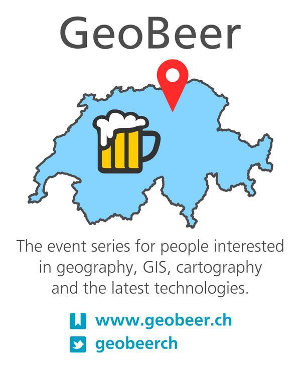 GeoBeer #4 in Zurich